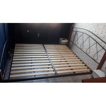 Łóżko metalowe 160x200