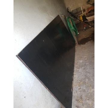 Płyta szalunkow czarna 2500x1250mm