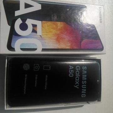 Samsung A50 I - wł., idealny stan.