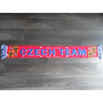 Reprezentacja Czech szalik