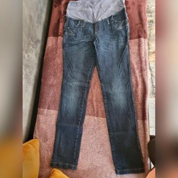 BRANCO Spodnie ciążowe jeans model 2163 rozm XXL
