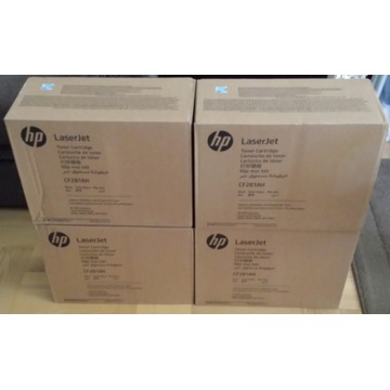 NOWE TONERY HP 81A - CF281AH CZARNE F-VAT 23 %
