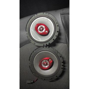 Głośniki samochodowe Sony Xplod trójdrożne