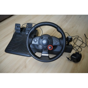 Kierownica Logitech Driving Force GT Ps3 PS4 PC