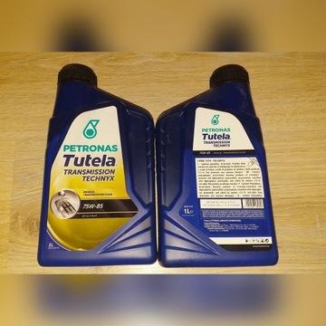 Tutela Car Technyx 75W85 2L Olej przekładniowy