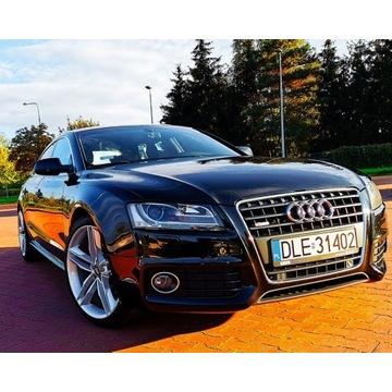 Audi A5 Sportback S-line 2.0 170 KM