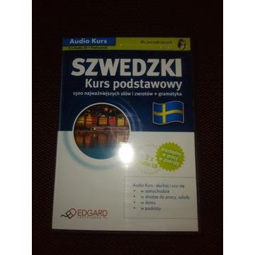 Sprzedam kurs podstawowy j. szwedzkiego na CD