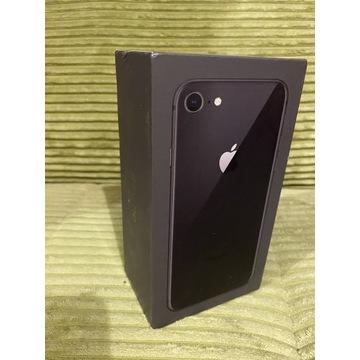 Pudełko iPhone 8 czarny 64 GB