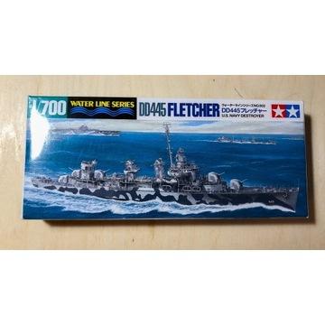 Tamiya DD445 Fletcher 1/700