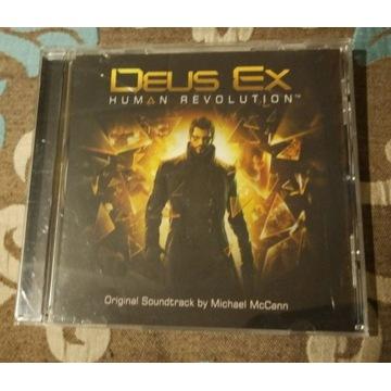 Deus Ex Human revolution game OST CD M. McCann
