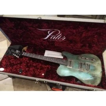 Palir custom jedyny taki model gitara elektryczna