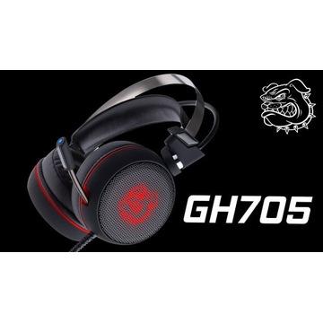 Słuchawki oraz myszka GAMING MAD DOG/Genesis