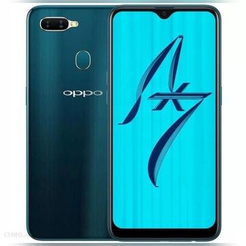 Telefon premium oppo AX7 4/64Gb szybkie ładowanie