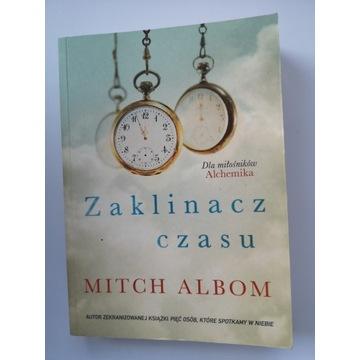 Zaklinacz czasu - Mitch Albom