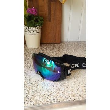 Nowe Gogle na okulary Black Crevice uvex 400