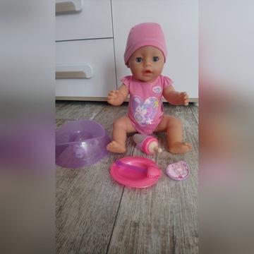 Lalka Baby Born + wózek+ gratis