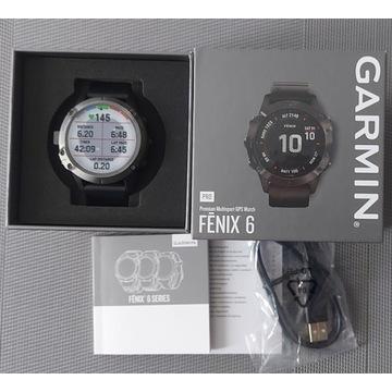Garmin Fenix 6 PRO - 2 lata gwarancji!!!