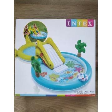Basen plac zabaw aligator INTEX 57164