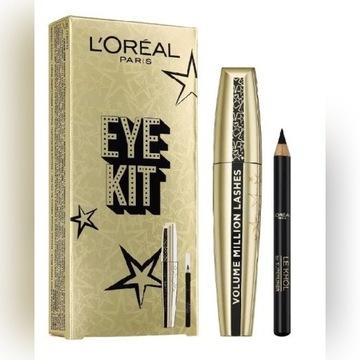 L'Oreal Paris Eye Kit zestaw tusz do rzęs loreal