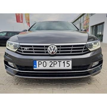 Volkswagen PASSAT 120 koni Highline + RLINE