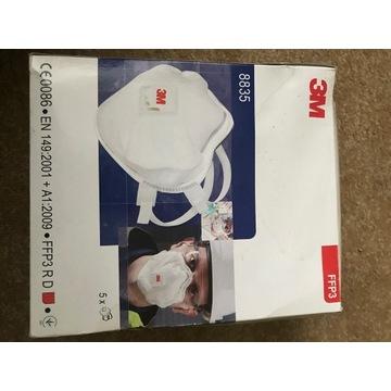 Maska Półmaska filtrująca 3M FFP3