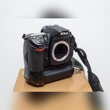 Nikon D300s grip 2 baterie