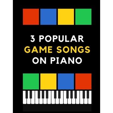 PIANO: Super Mario Bros, Megalovania, Tetris PDF