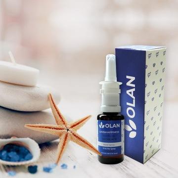Oxytocyna Nosalny Spray Olan Oksytocyna 30ml