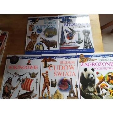 Książki popularnonaukowe odkrywanie świata