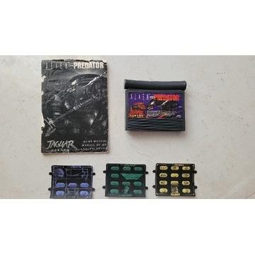 Atari Jaguar Alien vs Predator ( najlepsza gra)