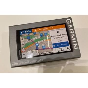 Nowa nawigacja Garmin DriveSmart 61 LMT-S EU