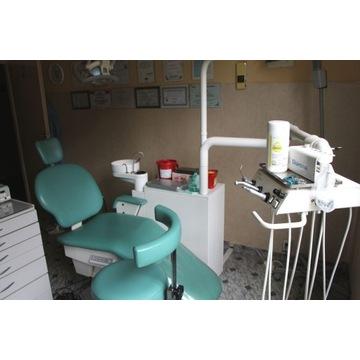 Gabinet stomatologiczny wyposażenie