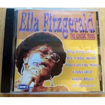 Ella Fitzgerald The Classic  Years