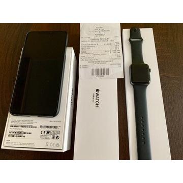 Rewelacyjny zestaw XS max + Watch Serise 3 - 42mm