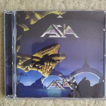 Asia-Aria Special Edition Remastered CD 2005