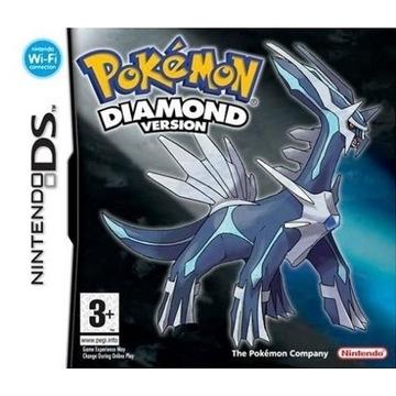 Pokemon Diamond Nintendo 3ds, 2ds XL