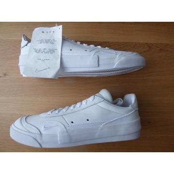 Nike Sportswear Drop Type PRM białe sneakersy r 43