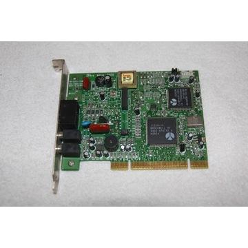 karta PCI Faksmodem FM-56 PCI Rockwell 97