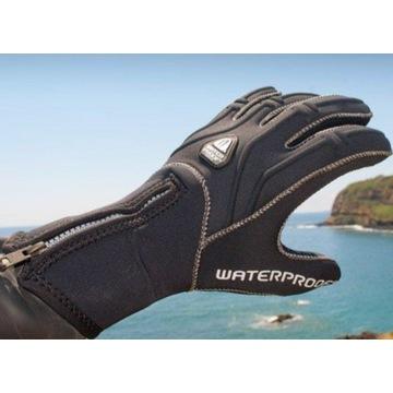 Rękawice nurkowe Waterproof G1 5mm, rozmiar M