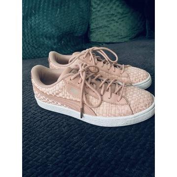 Buty Puma 38,5 różowe
