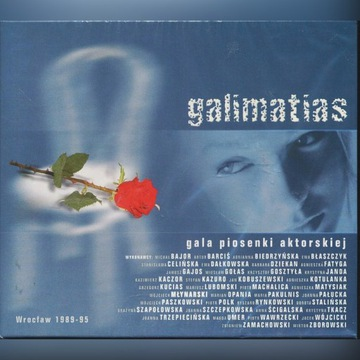 GALIMATIAS 3CD Gala piosenki aktorskiej Wrocław
