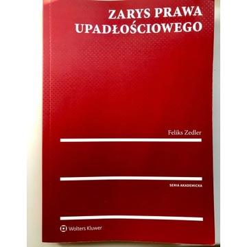 Feliks Zedler Zarys Prawa Upadłościowego