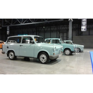 Trabant 1.1 Universal Kombi po renowacji