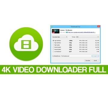4K Video Downloader Premium