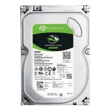 DYSK SEAGATE BARRACUDA 500GB ST500DM009
