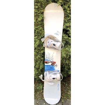 Deska snowboardowa PALMER+AKCESORIA