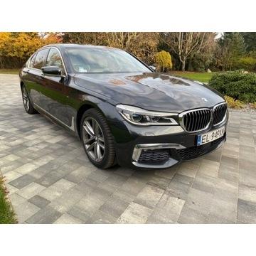 BMW Seria7 740d xDrive