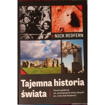 Tajemna Historia Świata - Nick Redfern