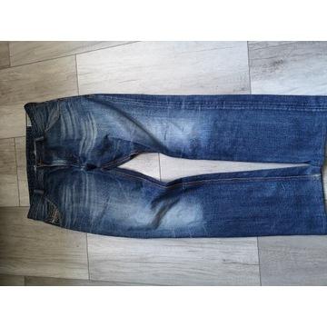 Spodnie diesel krooley
