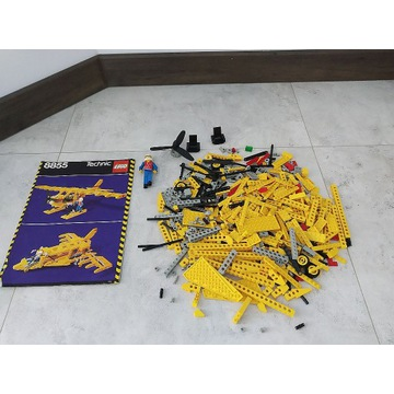 Lego 8855 Prop Plane Technik